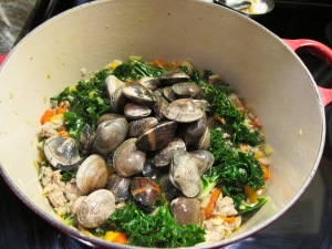 pot o' clams